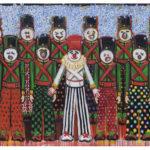 oil on canvas 235X140 cm 2015-16